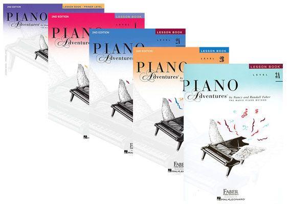Piano-Adventures